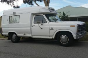 Ford F100 1984 351 Automatic Ambulance Beast in VIC