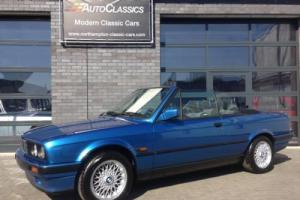 BMW 318i Design Edition Convertible, Full History, Many Thousands Spent
