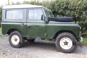 Landrover series 2a tax exempt 1968 £3950 ono