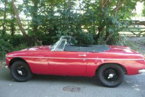 MGB ROADSTER DESIREABLE PULL HANDLE WITH OVERDRIVE