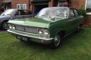 vauxhall cresta pc 1972 Photo