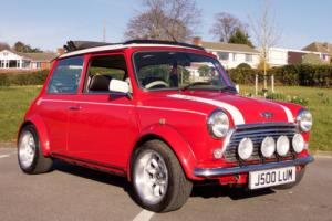 Stunning Rover Mini Cooper Supercharged only 24k miles, appreciating classic