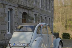 Fully restored 1966 Citroen 2CV 6v 425cc motor - Price Reduced