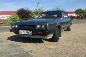 Ford Capri 2.0l Laser 1986 Excellent Condition Recaro Interior