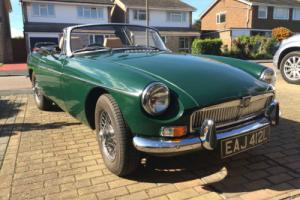 MG/ MGB ROADSTER 1973 Automatic