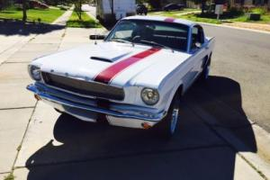 1965 66 Ford Mustang Fastback A Code GT 350 Must BUY