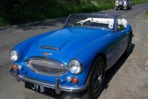 1970 AUSTIN HEALEY 1967 MARK 3 BJ8 3000 ROADSTER