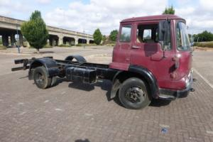 1984 BEDFORD TK PETROL RED 1 OWNER LOW LOW MILES Photo