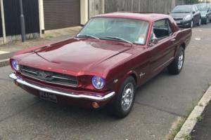 1964.5 Ford Mustang Rare 289 V8 px swap skyline bmw american muscle show car