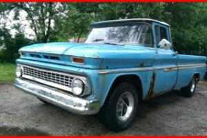 1963 CHEVROLET C10 - PICK UP - RARE MANUAL - TRUCK - V8 - PROJECT CAR