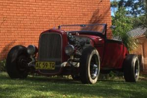 Model A Roadster HOT ROD in NSW