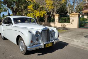 Jaguar Markviii 1958 With Sunroof AND Walnut Trim Registered AND Running Well in NSW
