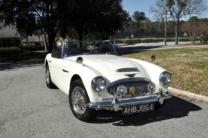 1964 Austin Healey 3000 MKIII, Series BJ8 - IMMACULATE SHOW WINNER!