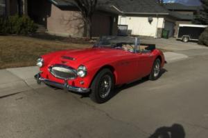 Austin Healey: 3000 BJ7 Photo