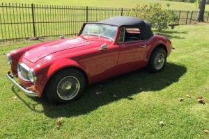 1987 Replica/Kit Makes AUSTIN HEALEY SEABRING