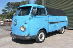 63 VW Splitscreen pick up RHD project. Originally from Oz. UK Registered.