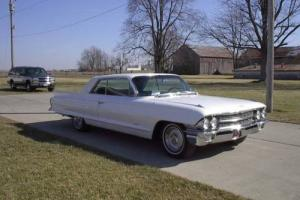 1962 Cadillac DeVille 62 Series