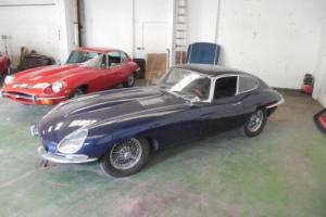 1965 Jaguar E-Type S1 COUPE