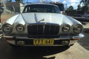 Jaguar XJ6 AUTO Series 2 Sedan 1976
