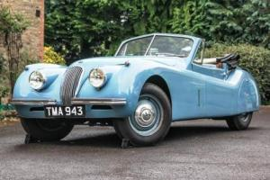 1954 Jaguar XK120 Drophead Coupé Photo