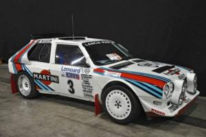 Lancia Delta s4 Recreation