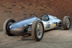 1956 BJR 500 Formula 3 Racing Car