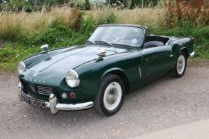 1965 Triumph Spitfire Four Mk. II Photo
