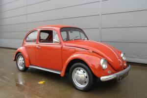 Volkswagen 1200 BEETLE 1971-2 owners from new