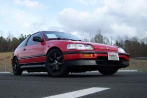 1989 Honda Civic CRX DX Coupe