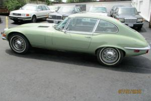 1971 Jaguar XK 2+2 Photo