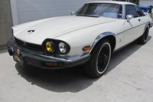 1977 Jaguar XJS Photo