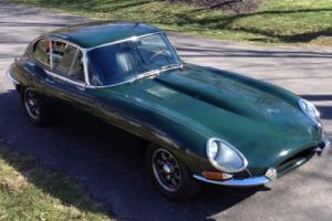1968 Jaguar E-Type Photo