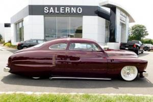 1950 Mercury Coupe Custom