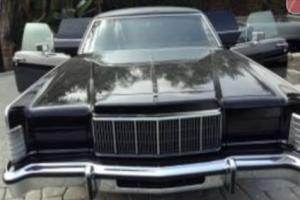 1976 Lincoln Continental Continental