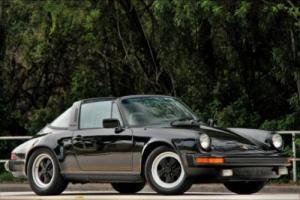 1980 Porsche 911 SC Targa Photo