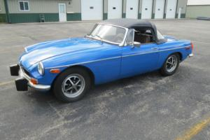 1974 MG MGB MGB Photo