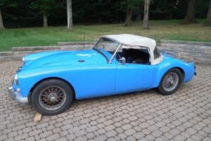 1960 MG MGA A ROADSTER Photo