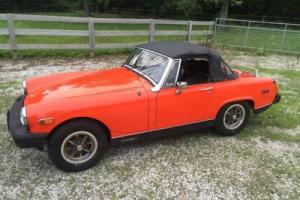 1979 MG Midget Photo