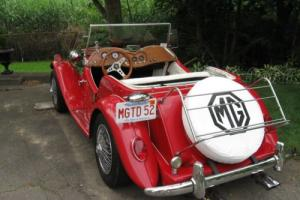 1952 MG Other Photo