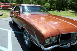 "1971 Oldsmobile 442 Supreme ""SX"""