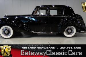 1951 Rolls Royce Silver Dawn Photo