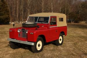 1962 Land Rover Other