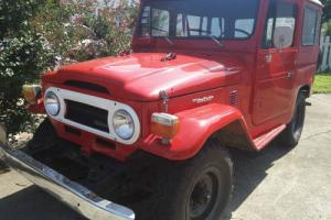 1977 Toyota Land Cruiser Photo