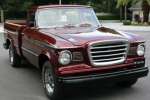 1964 Studebaker CHAMP PICKUP  - FRAME OFF - 350 V-8 - 5SPD