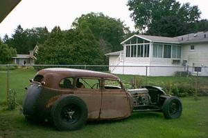 1935 Other Makes Studebaker Commander CHOPPED RAT ROD