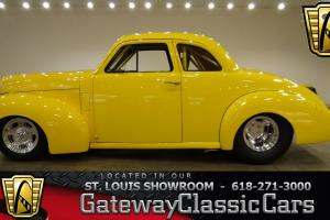 1941 Studebaker Coupe