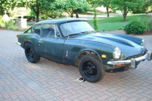 1969 Triumph GT6+ coupe Photo