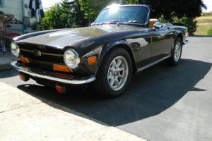 1971 Triumph TR-6 Photo