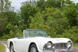 1964 Triumph TR4 Photo
