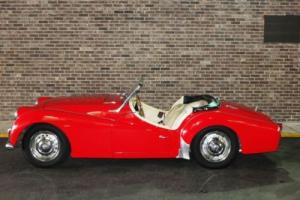 1961 Triumph TR3 TR3 Photo